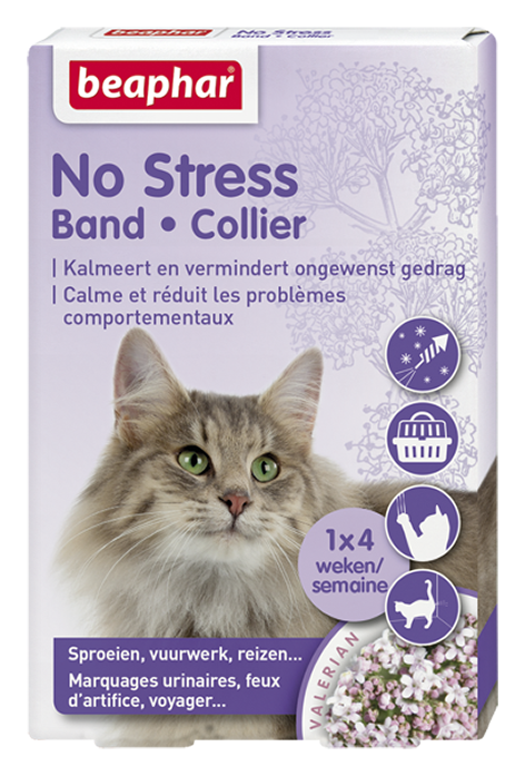 Beaphar No stress Band kat