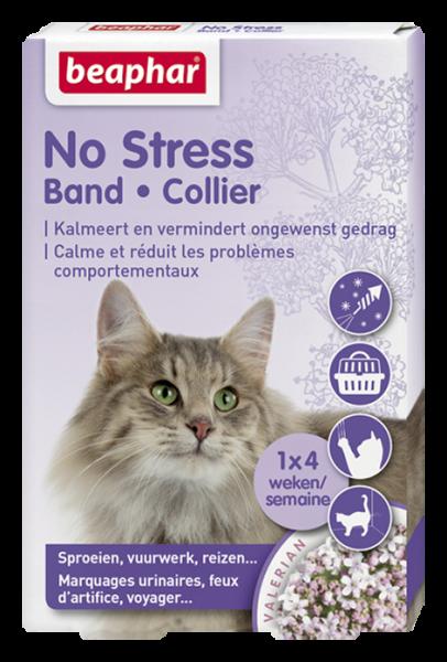 Beaphar No stress Band kat