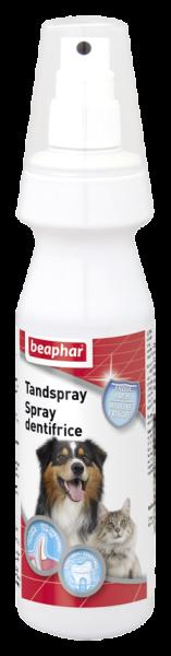 Beaphar Tandspray hond/kat 150 ml