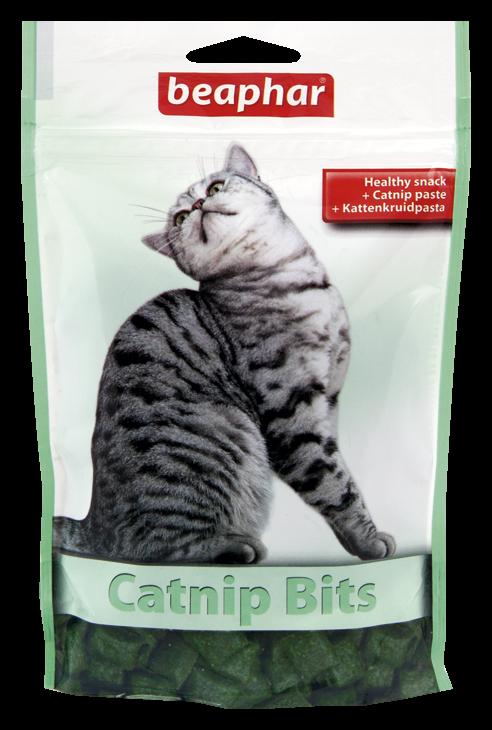 Beaphar Catnip Bits 150 gr