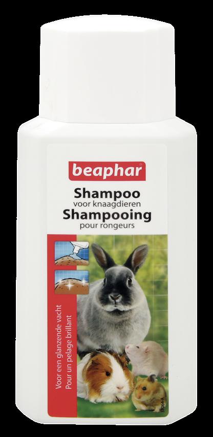 Beaphar Shampoo knaagdier/konijn 200 ml
