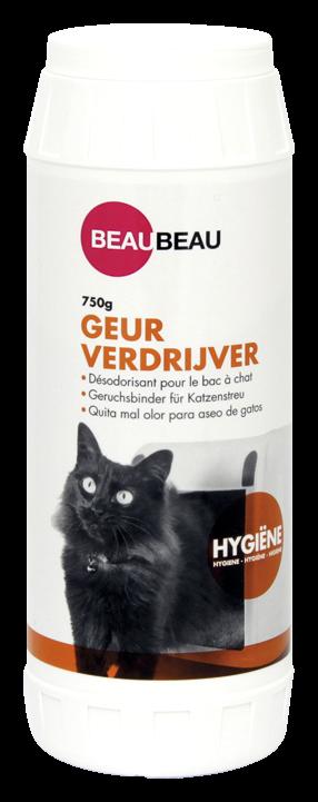 Beau Beau Kattenbak Geurverdrijver 750 ml