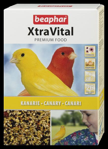 Beaphar XtraVital Kanarie 250 gr