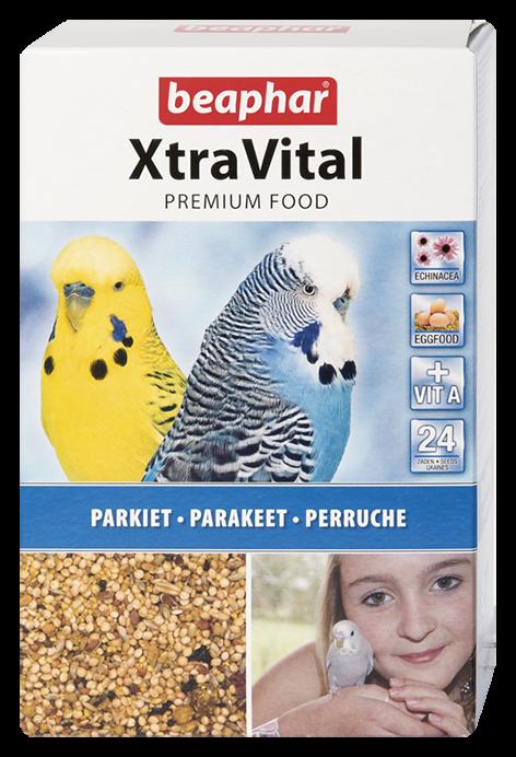 Beaphar XtraVital Parkiet 500 gr