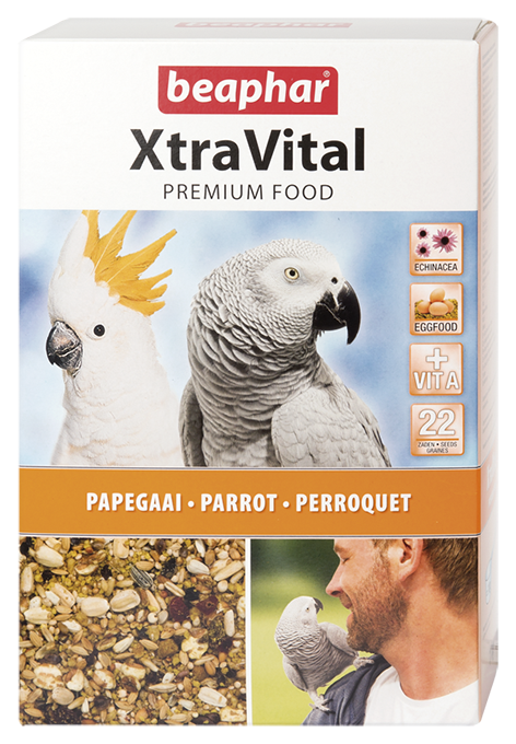 Beaphar XtraVital Papegaai 1 kg