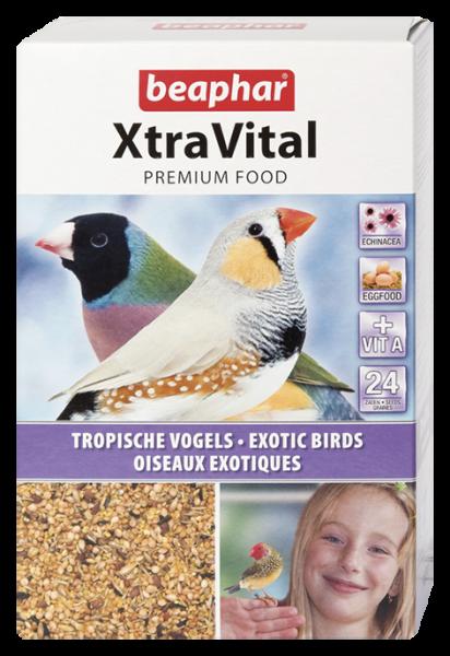 Beaphar XtraVital Tropische Vogel 500 gr
