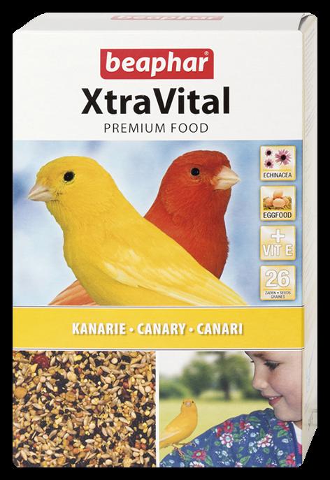 Beaphar XtraVital Kanarie 500 gr