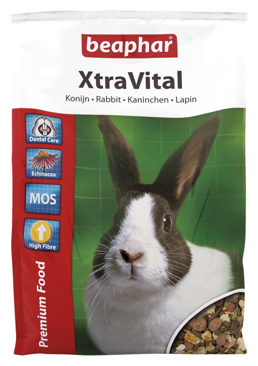 Beaphar XtraVital Konijn 2,5 kg
