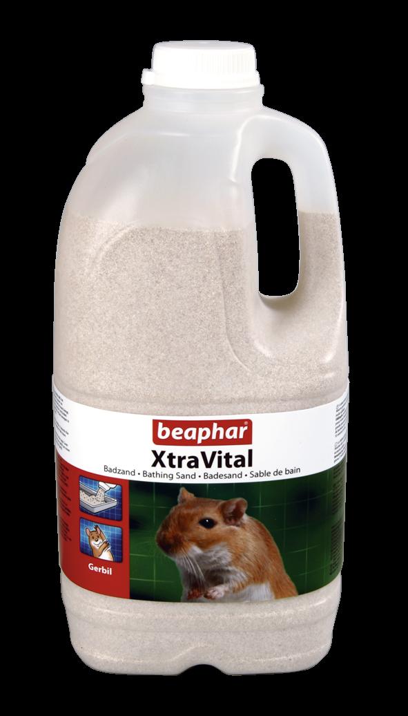 Beaphar XtraVital Gerbil badzand 2 ltr