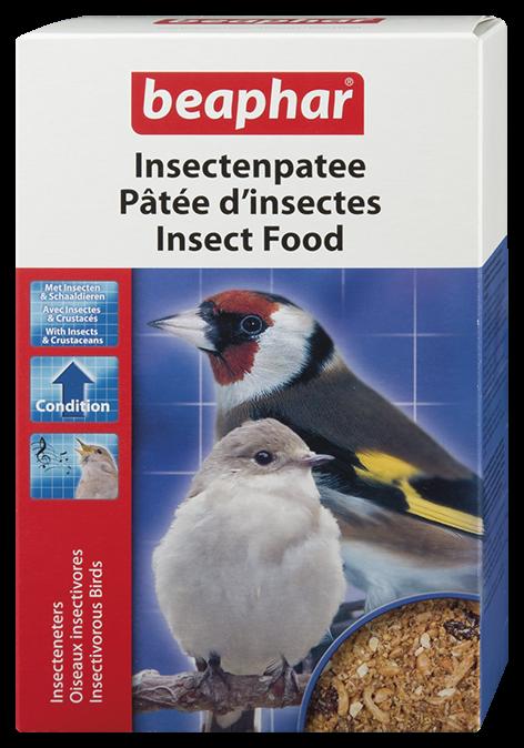 Beaphar Insectenpatee 350 gr