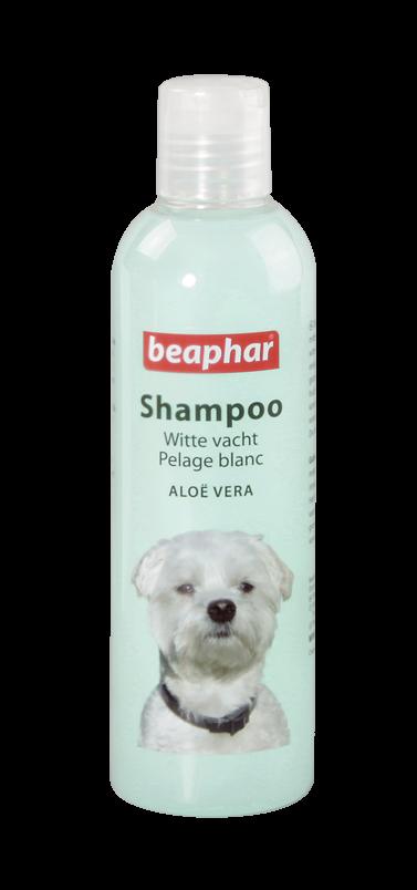 Beaphar Shampoo hond witte vacht 250 ml
