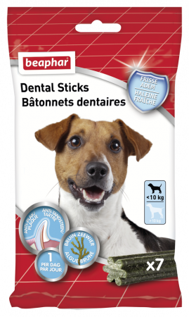Beaphar Dental sticks kleine hond 7 st