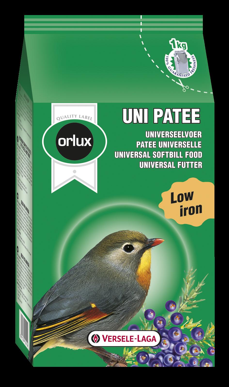 Versele-Laga Orlux Uni Patee - Universeel Voer 1 kg