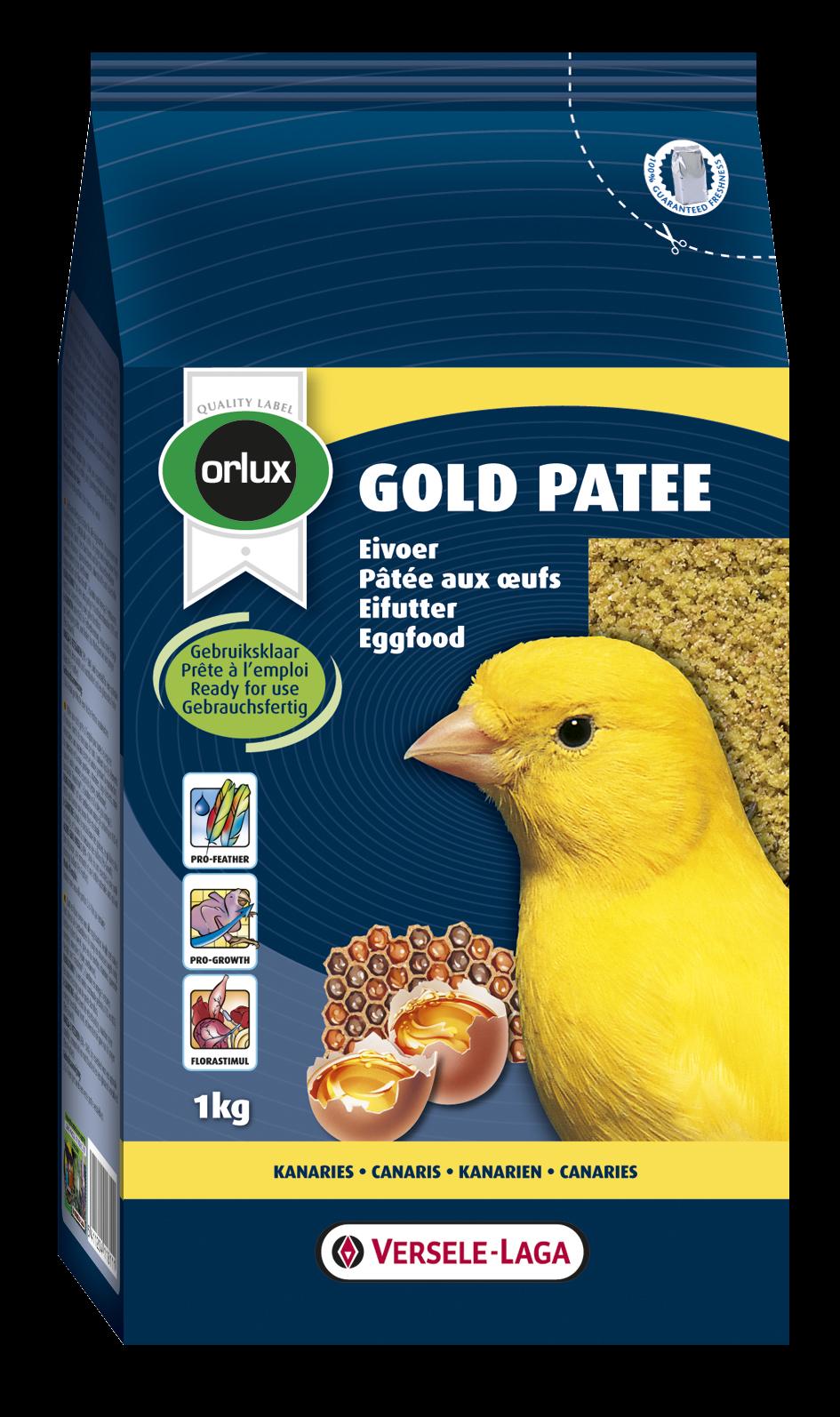 Versele-Laga Orlux Gold Patee Kanaries 1 kg