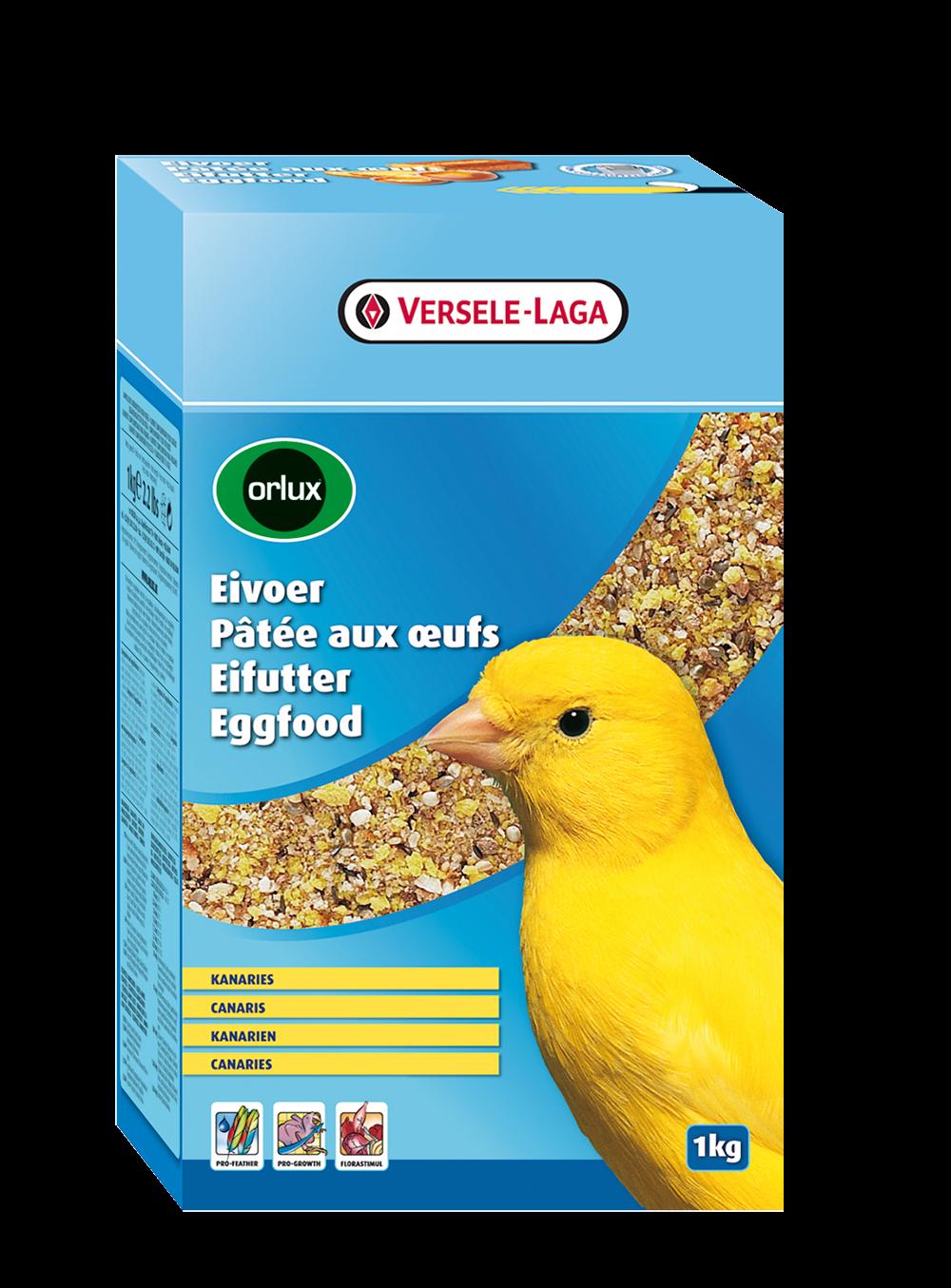 Versele-Laga Orlux Eivoer Kanaries 1 kg