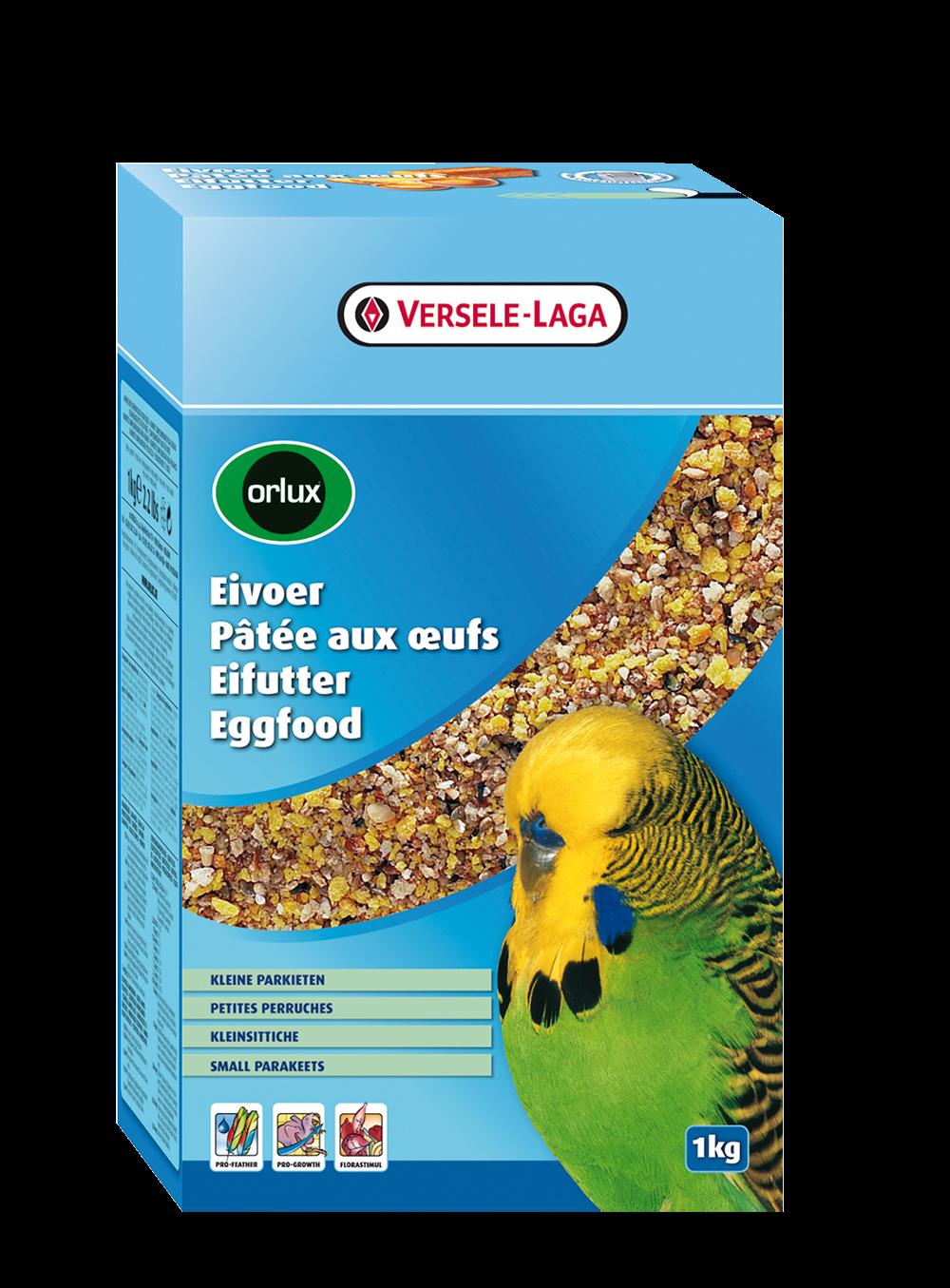 Versele-Laga Orlux Eivoer Kleine Parkieten 1 kg