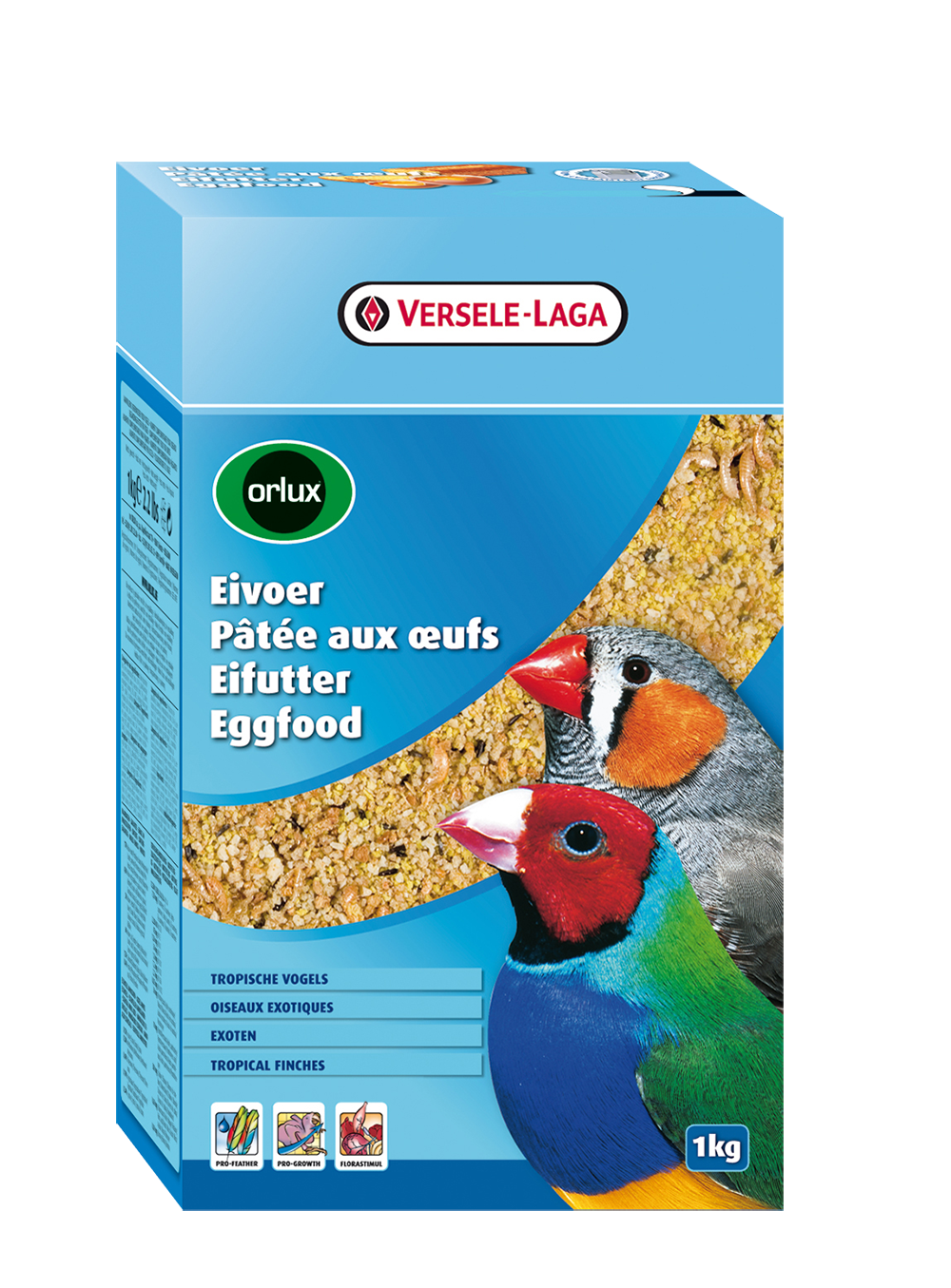 Versele-Laga Orlux Eivoer Tropische Vogels 1 kg