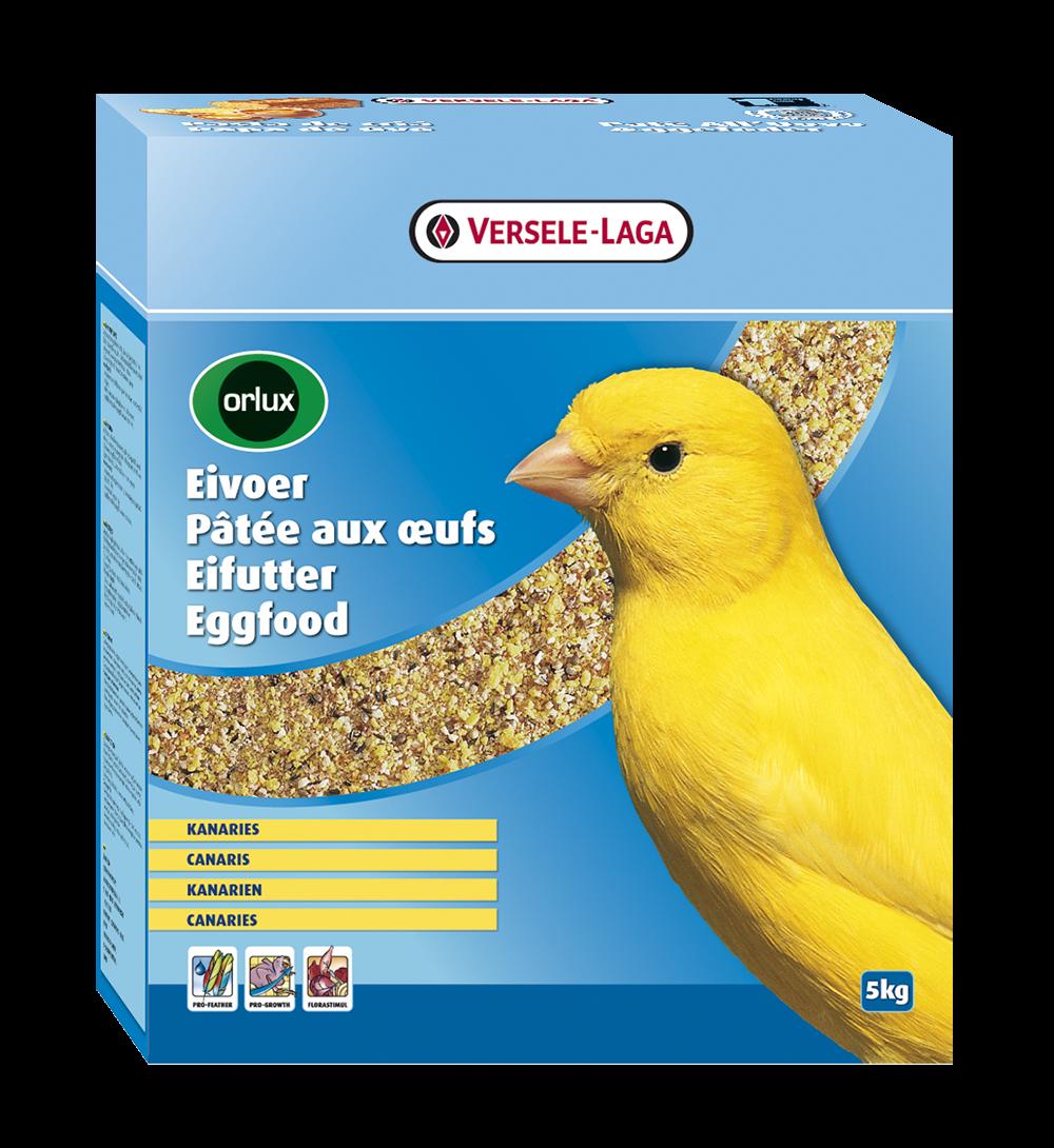 Versele-Laga Orlux Eivoer Droog Kanaries 5 kg