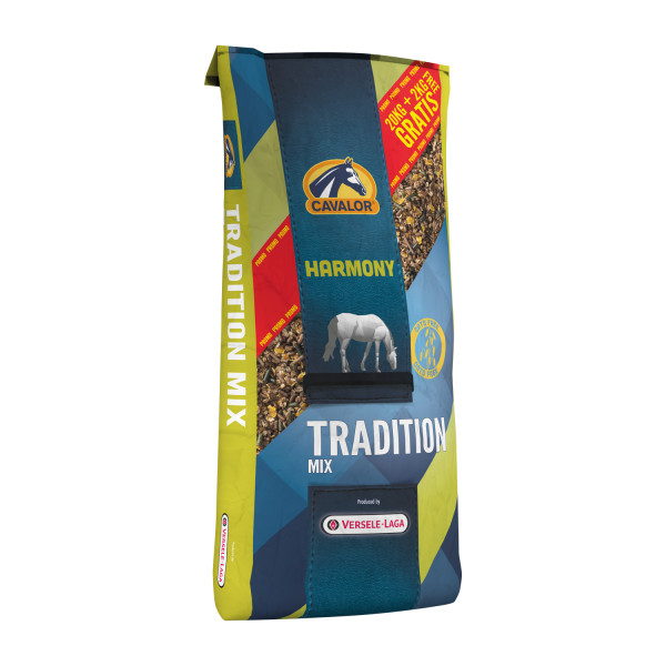 Cavalor Tradition Mix 20 + 2 kg