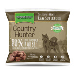 NMNRC Country Hunter 1kg Raw Nuggets Rabbit.jpg