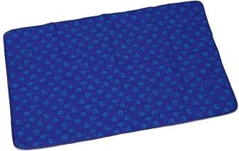 Beeztees Quick Cooler mat blauw