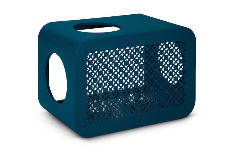 Beeztees Cat Cube Dinner persian petrol