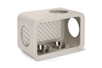 Beeztees Cat Cube Dinner dune grey thumb