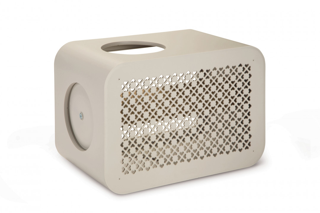 Beeztees Cat Cube Scratch dune grey