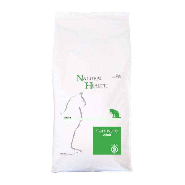 Natural Health kattenvoer Carnivore 7,5 kg