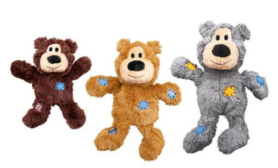 Kong Wild Knots Bears Small/Medium