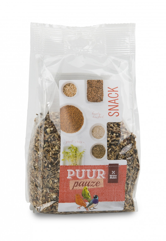 PUUR Pauze Snack mix Wilde zaden 250 gr