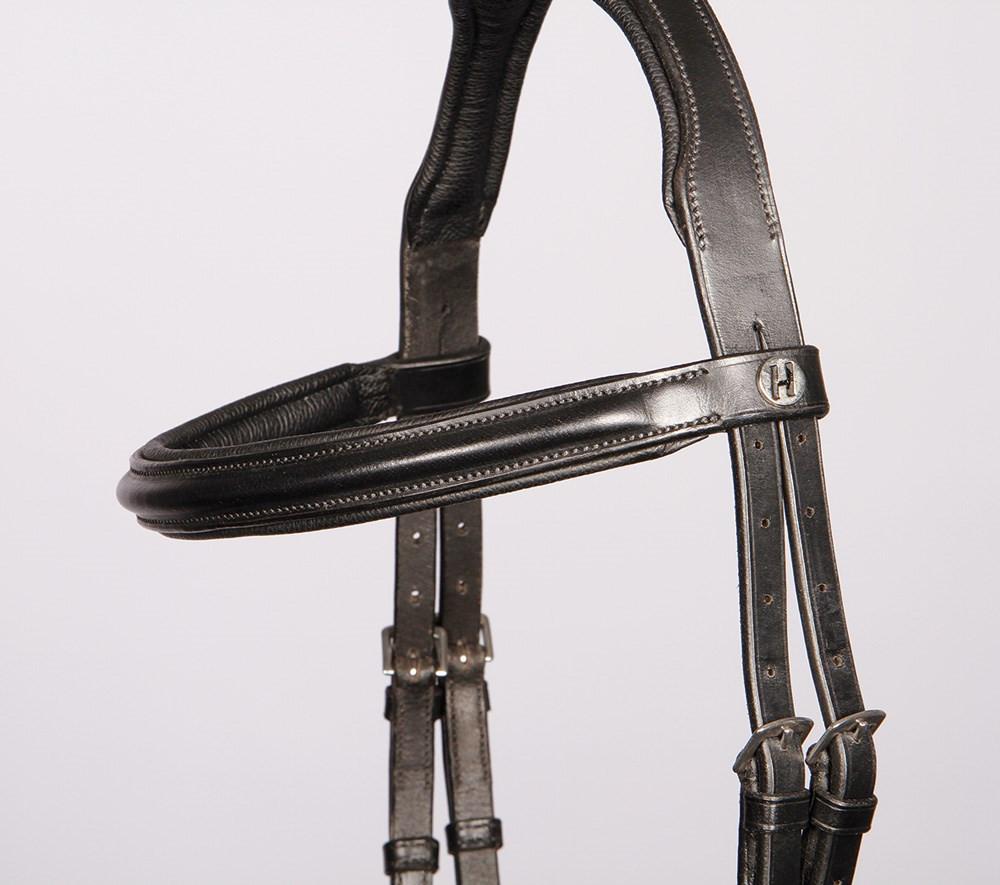 Harry's Horse bitloos hoofdstel Sidepull