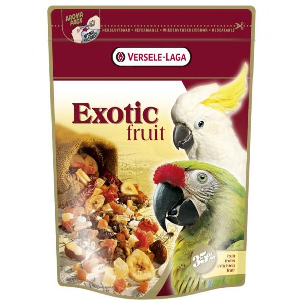 Versele-Laga Prestige Premium Papegaaien Exotic Fruit Mix 600 gr