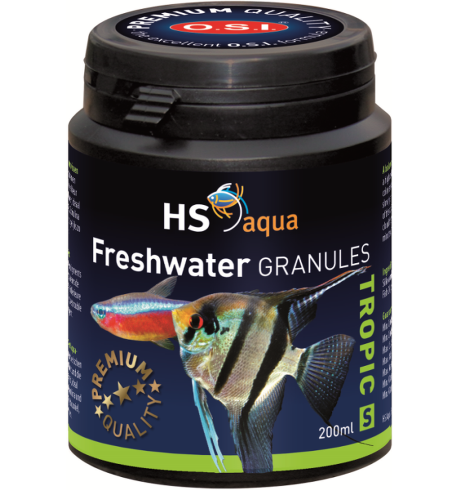 HS Aqua Freshwater granules S 200 ml