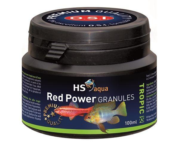 HS Aqua Red Power granules XS 100 ml