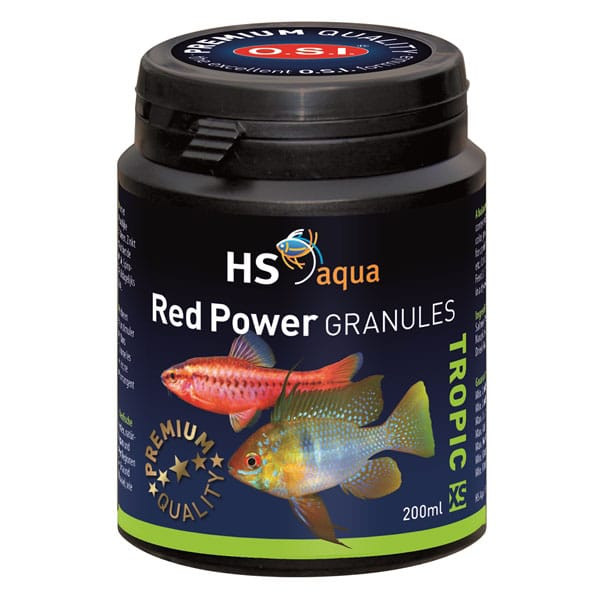 HS Aqua Red Power granules XS 200 ml