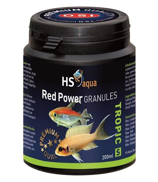 HS Aqua Red Power granules S 100 ml