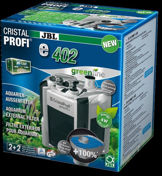 JBL CristalProfi e402 greenline buitenfilter