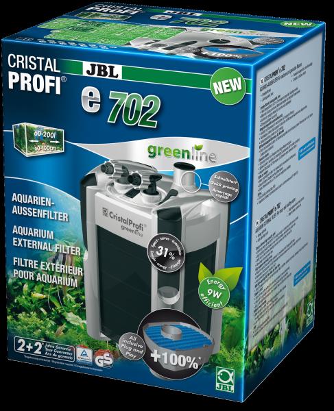 JBL CristalProfi e702 greenline buitenfilter