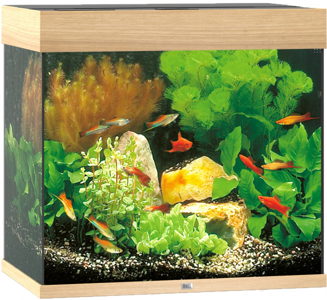 Juwel Lido 120 aquarium LED licht eiken