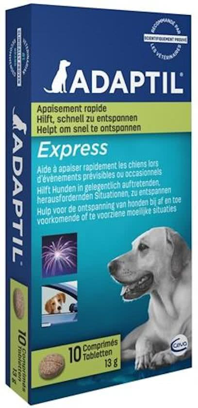 Adaptil Express tabletten 10 st