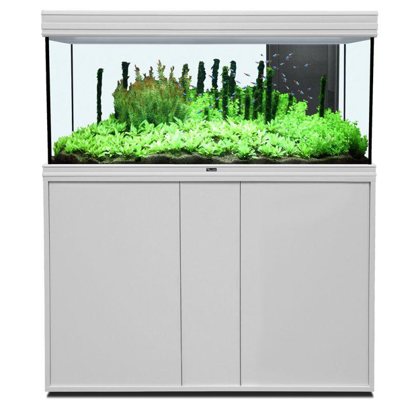 Aquatlantis aquarium Fusion 120 x 40 LED Combinatie wit