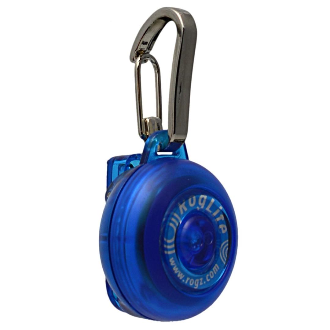 Rogz RogLite Lampje blue