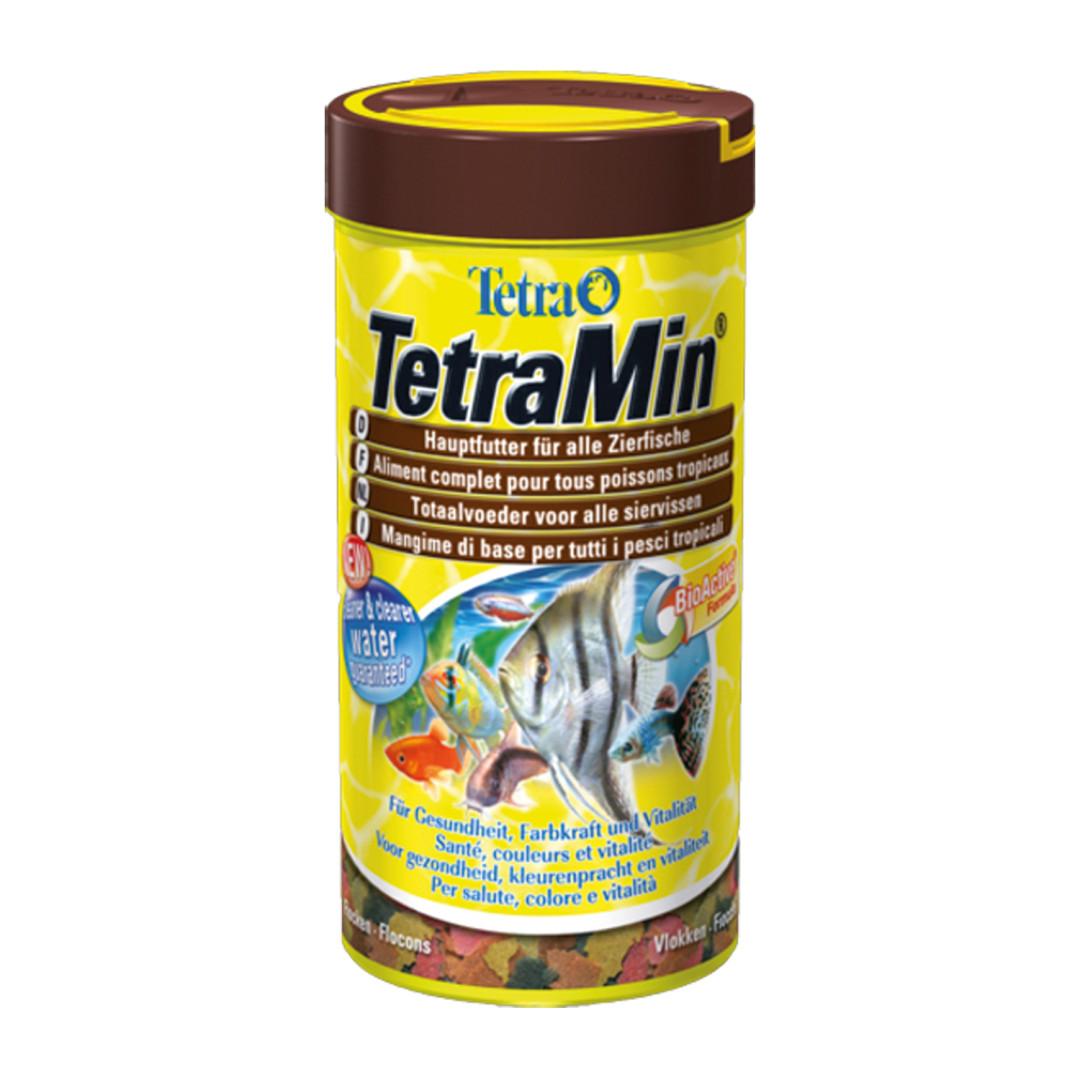 Tetra Min flakes <br>Bio-active 250 ml