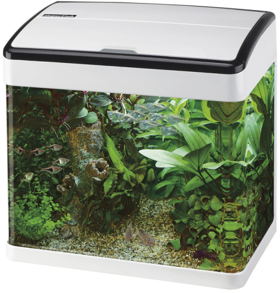 SuperFish aquarium Panorama 50 wit