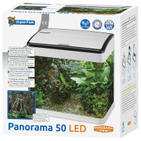 SuperFish aquarium Panorama 50 wit thumb