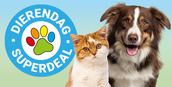 Dierendag Superdeals!