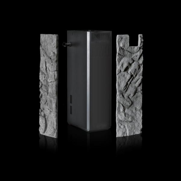 Juwel filtercover Stone Granite