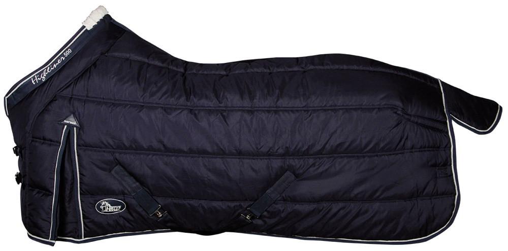 Harry's Horse staldeken Highliner 500gr black iris