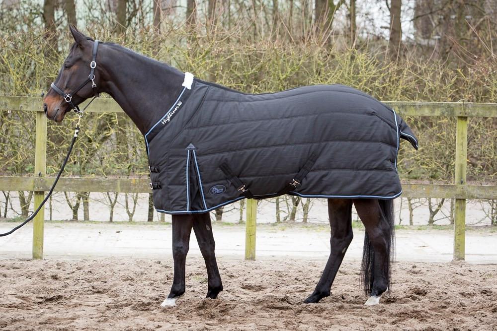 Harry's Horse staldeken Highliner 300gr black